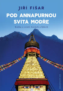 Obrázok Pod Annapurnou svítá modře