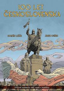 Obrázok 100 let Československa v komiksu