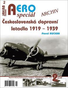 Obrázok AEROspeciál 2 Československá dopravní letadla 1919-1939