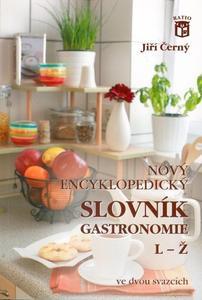Obrázok Nový encyklopedický slovník gastronomie, L–Ž