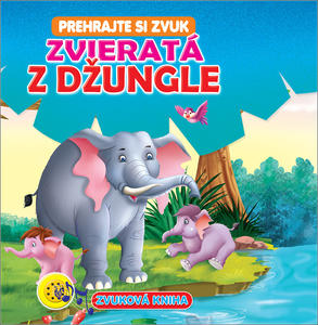 Obrázok Zvieratá z džungle