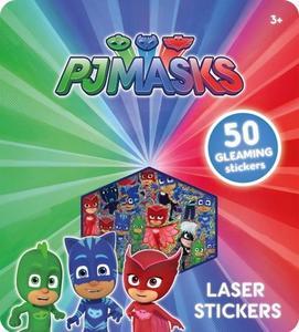 Obrázok Super třpytivé samolepky PJ Masks