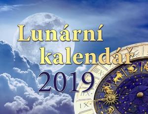 Obrázok Lunární kalendář 2019 - stolní kalendář