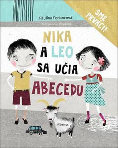Obrázok Nika a Leo sa učia abecedu