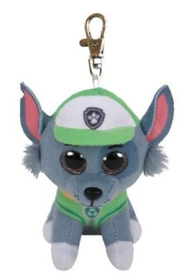 Obrázok Beanie Babies Paw Patrol Přívěšek Rocky 8.5 cm