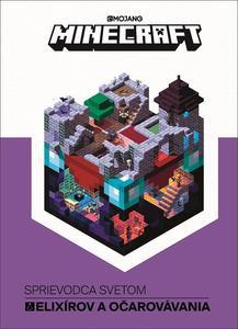 Obrázok Minecraft Sprievodca svetom elixírov a očarovávania