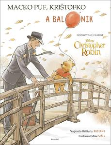 Obrázok Macko Puf, Krištofko a balónik