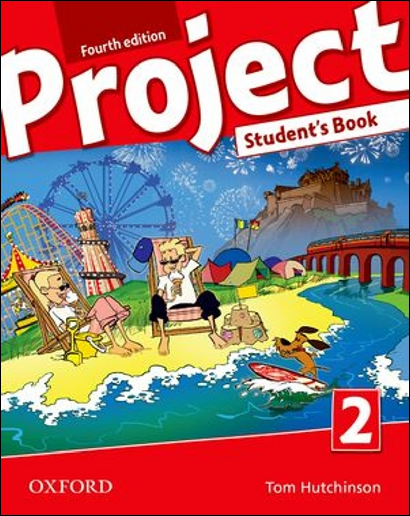 Project 2 Student´s Book - T. Hutchinson