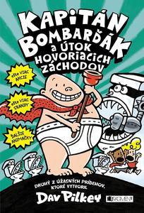 Obrázok Kapitán Bombarďák a útok hovoriacich záchodov (2)