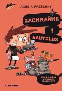 Obrázok Agus a príšerky Zachráňme Nautilus!