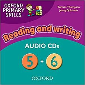 Obrázok Oxford Primary Skills 5 - 6 Audio CD
