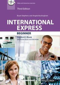 Obrázok International Express Third Ed. Beginner Student´s Book with Pocket Book and DVD