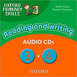 Obrázok Oxford Primary Skills 3 - 4 Audio CD