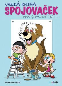 Obrázok Velká kniha spojovaček pro šikovné děti