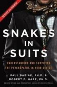 Obrázok Snakes in Suits, Revised Edition
