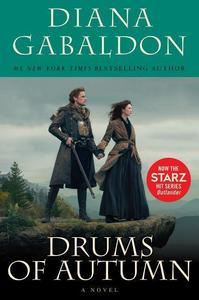 Obrázok Drums of Autumn (Starz Tie-in Edition)