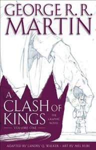 Obrázok A Clash of Kings: The Graphic Novel: Volume One