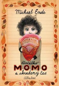 Obrázok Děvčátko Momo a ukradený čas
