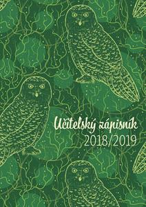 Obrázok Učitelský zápisník 2018/2019