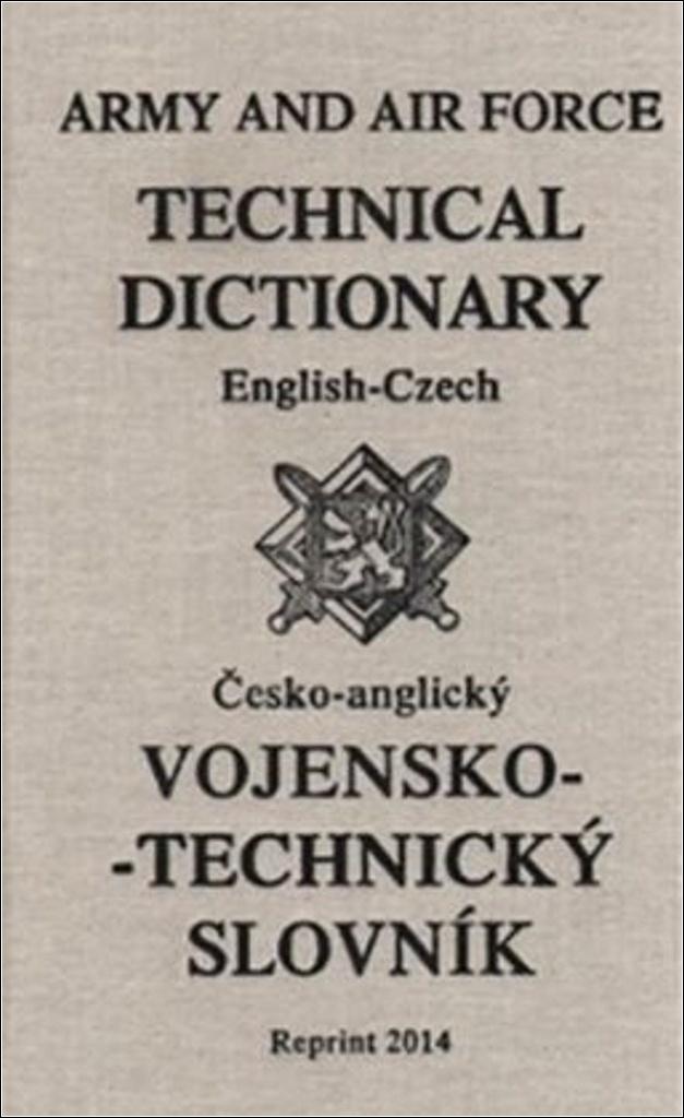 Vojensko-technický slovník
