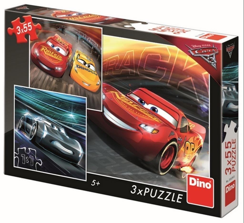 Puzzle Cars 3 Trénink