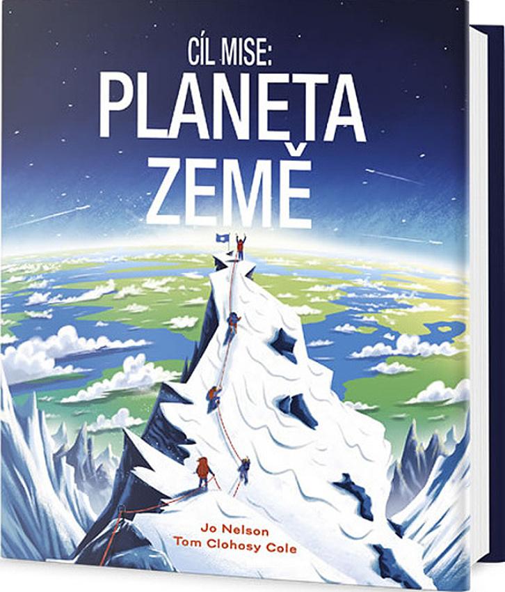 Cíl mise: Planeta Země - Jo Nelson