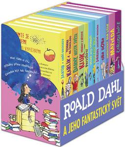Roald Dahl a jeho fantastický svět (1-12)