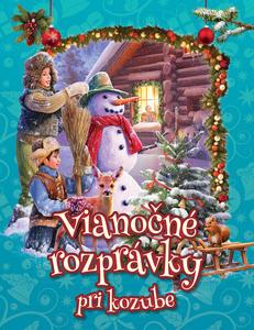 Obrázok Vianočné rozprávky pri kozube