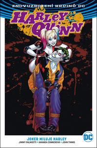 Obrázok Harley Quinn 2 Joker miluje Harley