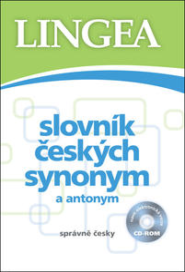 Obrázok Slovník českých synonym a antonym