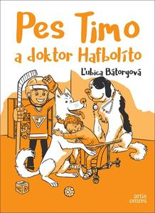 Obrázok Pes Timo a doktor Hafbolíto