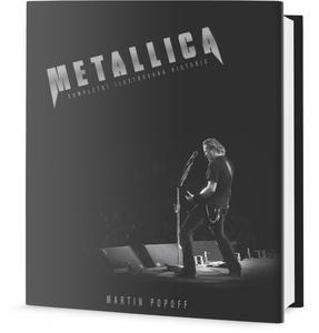 Obrázok Metallica Kompletní ilustrovaná historie