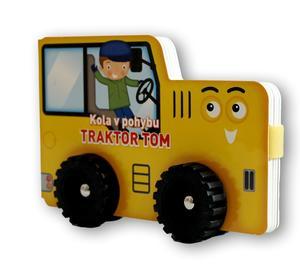Obrázok Kola v pohybu Traktor Tom