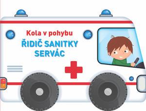 Obrázok Kola v pohybu Řidič sanitky Servác
