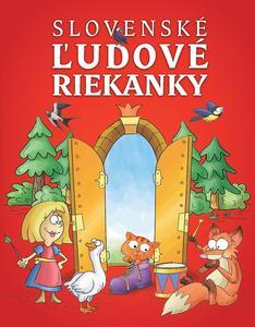 Obrázok Slovenské ľudové riekanky