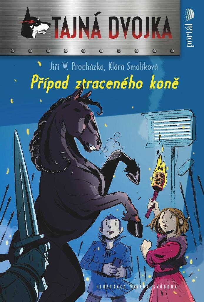 Případ ztraceného koně - Jiří W. Procházka, Klára Smolíková