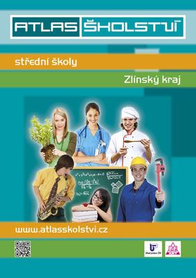 Obrázok Atlas školství 2019/2020 Zlínský