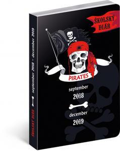 Obrázok Piráti SK - školský diár 2018/2019