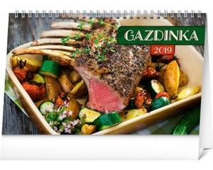 Obrázok Gazdinka - stolový kalendár 2019