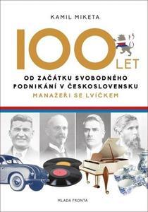 Obrázok 100 let od začátku svobodného podnikání v Československu