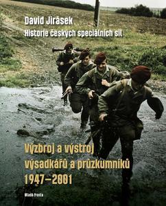 Obrázok Výzbroj avýstroj výsadkářů aprůzkumníků 1947–2001