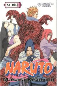 Obrázok Naruto 39 Stahují se mračna
