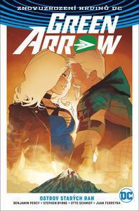 Obrázok Green Arrow 2 Ostrov starých ran