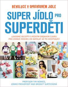 Obrázok Super jídlo pro superděti