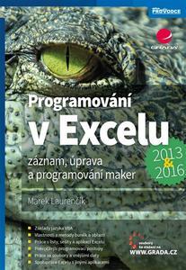 Obrázok Programování v Excelu 2013 a 2016