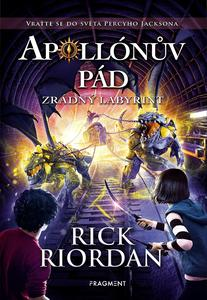 Obrázok Apollónův pád Zrádný labyrint (3. díl)
