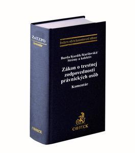 Obrázok Zákon o trestnej zodpovednosti právnických osôb