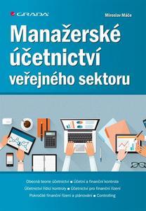 Obrázok Manažerské účetnictví veřejného sektoru
