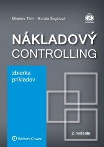 Obrázok Nákladový controlling Zbierka príkladov