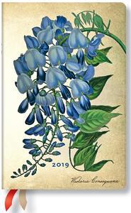 Obrázok Diář Blooming Visteria 2019 HOR